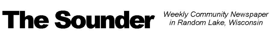 The Sounder - Your Weekly Newspaper